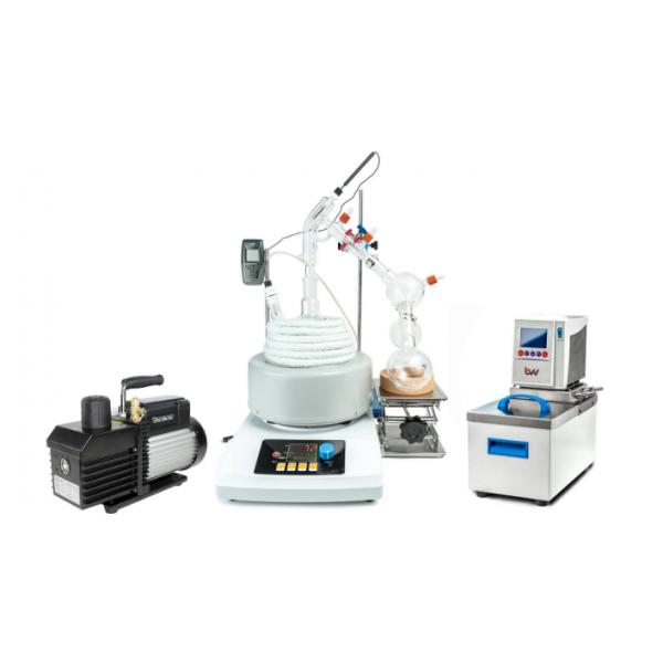 2L Standard Distillation Turnkey Setup