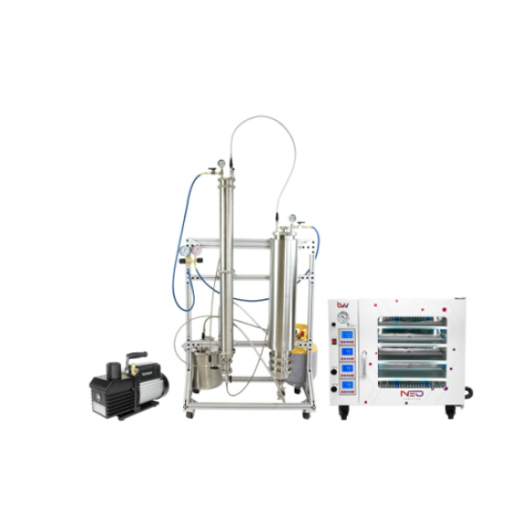 Icarus 5LB Closed Loop Extraction Kit