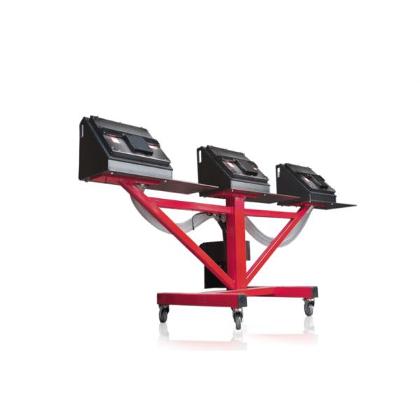 CenturionPro GC3 Triple Workstation