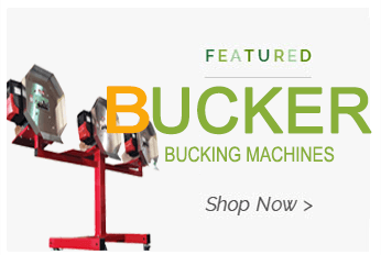All Buckers Bucking Machines