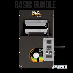 NugSmasher Pro Rosin press (Basic Bundle)