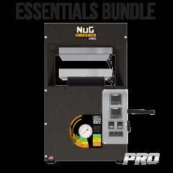 NugSmasher PRO Rosin Press (Essentials Bundle)
