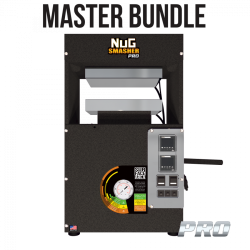 NugSmasher PRO Rosin Press (Masters Bundle)