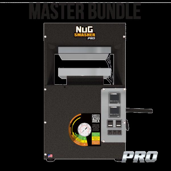 NugSmasher PRO Rosin Press (Masters Bundle)