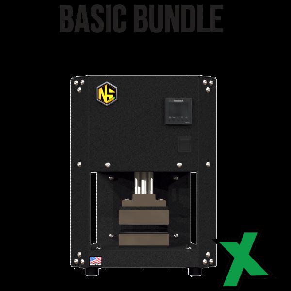 NugSmasher X Rosin Extraction System ( Basic Bundle)