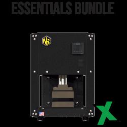 NugSmasher X Rosin Extraction System (Essentials Bundle)