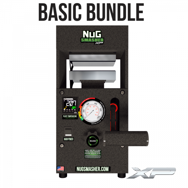 NugSmasher XP Rosin Press (Basic Bundle)