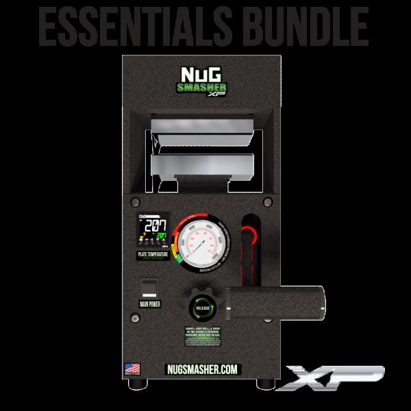 NugSmasher XP Rosin Press (Essentials Bundle)