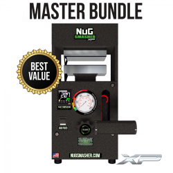 Nugsmasher XP Rosin Press (Master Bundle)