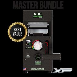 Nugsmasher XP Rosin Press (Master Bundle)