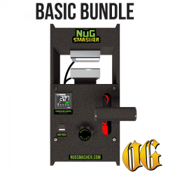 NugSmasher Rosin Press (Basic Bundle)