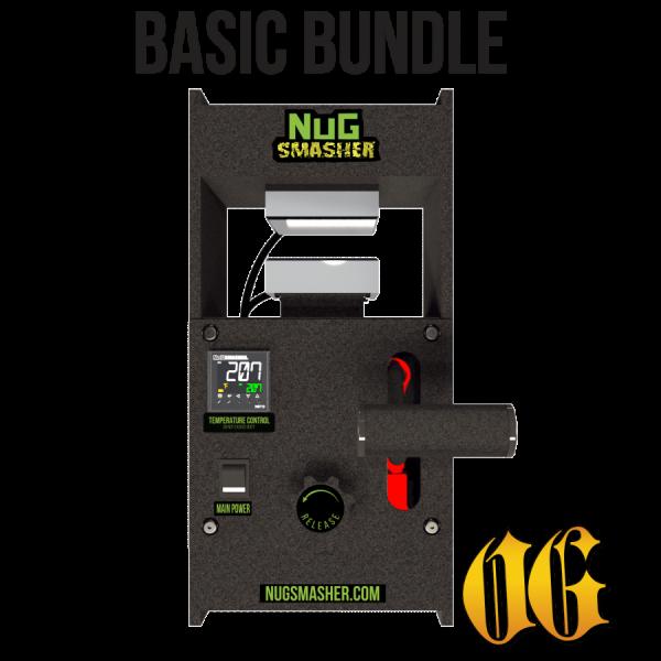 NugSmasher Rosin Press (Basic Bundle)