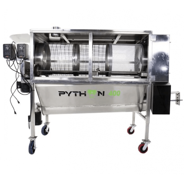 Toms Tumbler Python 400 Dry Trimmer