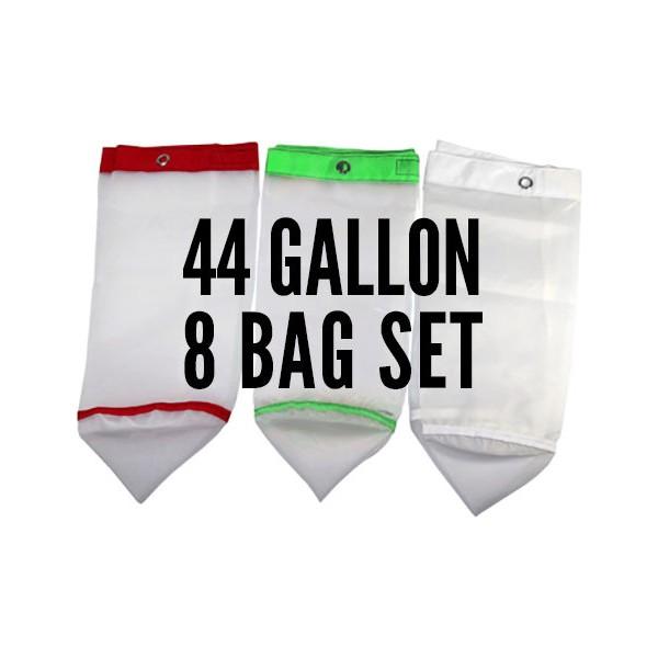 Frenchy Full Mesh – 44 Gallon 8 Bag Set