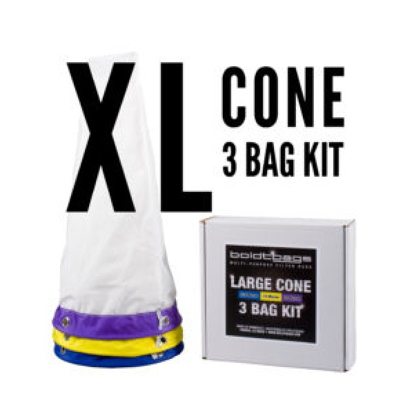 Boldtbags XL Cone 3 Bag Kit