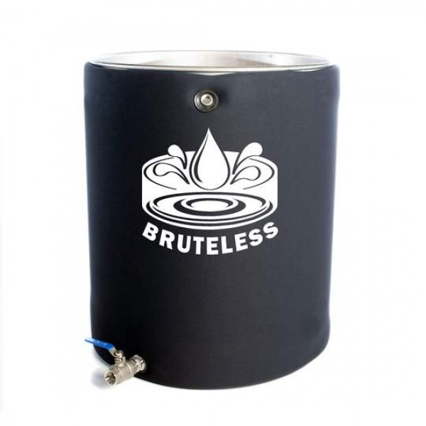 Pure Pressure Bruteless Stainless Steel Hash Washing Vessels