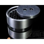 Cones 140mm Pre Roll Filling Device For Use With Electric Vibrating Base