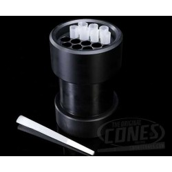 Cones 180mm Pre Roll Filling Device For Use With Electric Vibrating Base