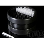 Cones 70mm Pre Roll Filling Device For Use With Electric Vibrating Base