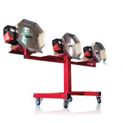 CenturionPro HP3 High Performance Bucking Machine with Stand