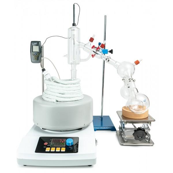 2L Short Path Distillation Kit with P2 Distillation Head