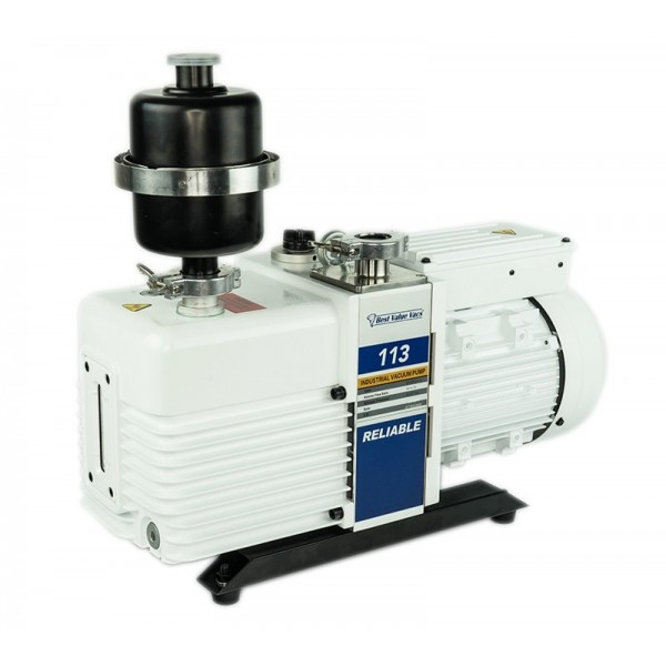 UL Listed BVV Pro Series 11.3CFM Two Stage Vacuum Pump