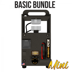 NugSmasher Mini Rosin Press (Basic Bundle)