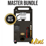 NugSmasher Mini Rosin Press (Mini Master Bundle)