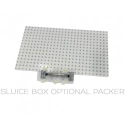 Sluice Box Packer