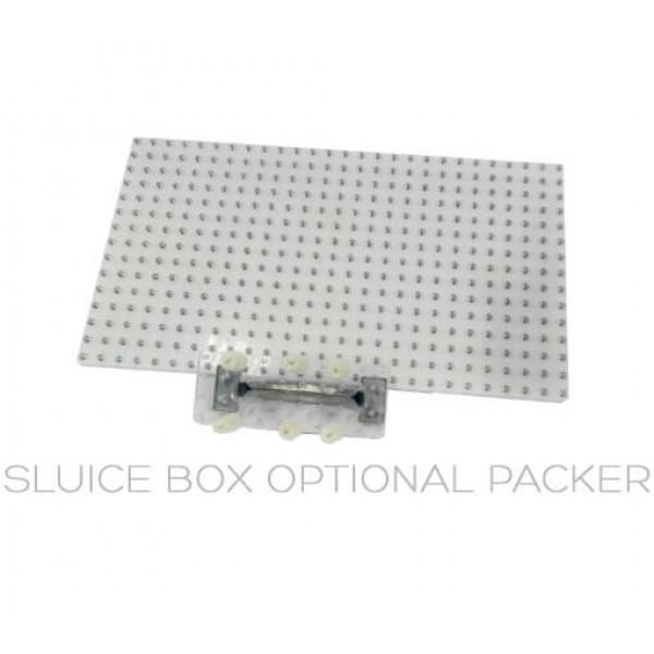Sluice Box Packer