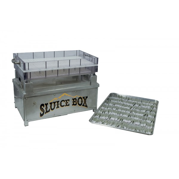 Sluice Box MJ Pre Roll Machine
