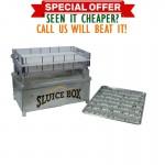 Sluice Box MJ Pre Roll Machine
