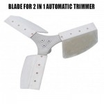 Triple Blade Replacement for 2 in 1 automatic trimmers