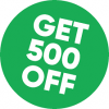 SAVE $500 NOW! -$500.00