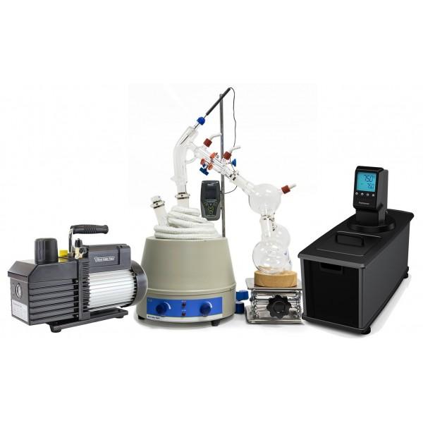 1L Standard Distillation Turnkey Setup
