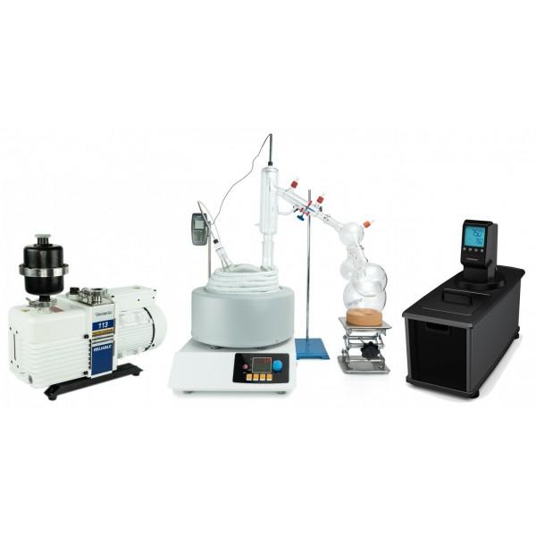 5L Premium Distillation Turnkey Setup