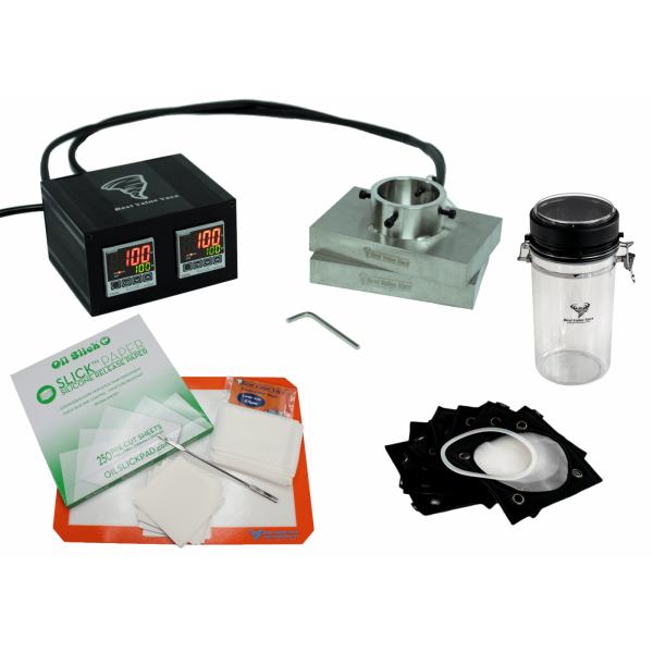 """Rosin Plate Starter Kit 6""""x4"""""""
