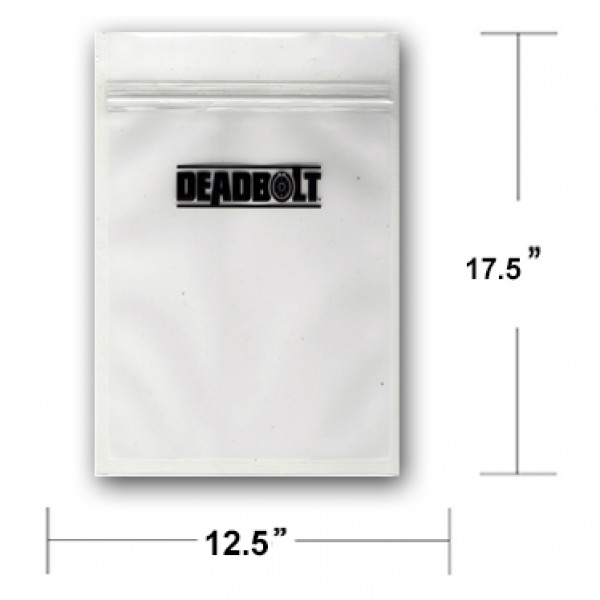 Deadbolt Ultimate Storage Bags 12.7″x17.5″