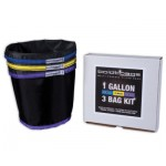 BoldtBags 1 Gallon 3 Bag Kit