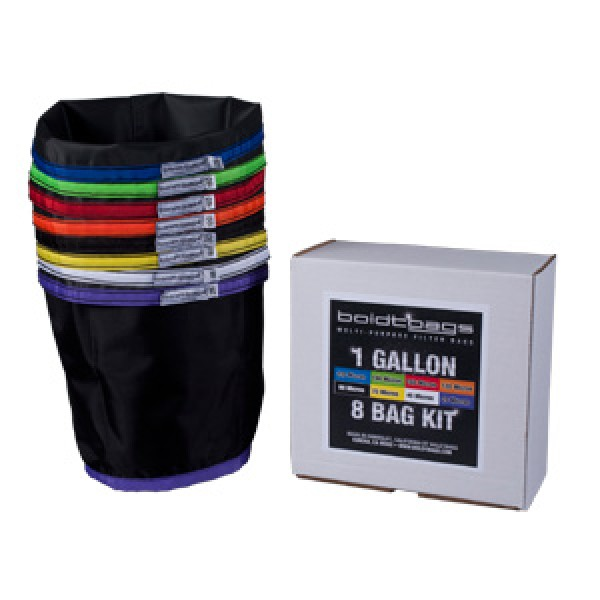 BoldtBags 1 Gallon 8 Bag Kit