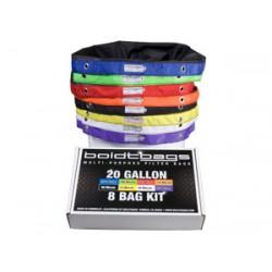 BoldtBags 20 Gallon 8 Bag Kit
