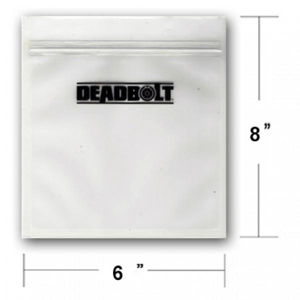 Deadbolt Ultimate Storage Bags 6″x8″