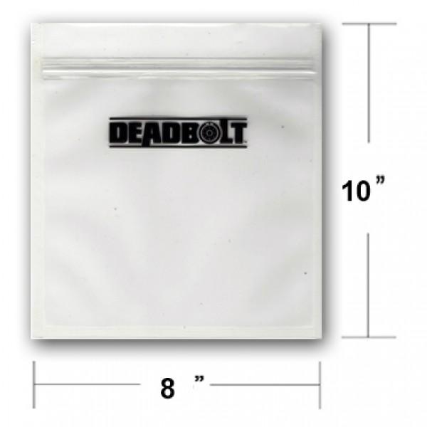 Deadbolt Ultimate Storage Bags 8″x10″
