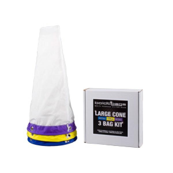 Boldtbags Large Cone 3 Bag Kit