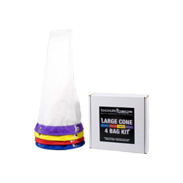 Boldtbags Large Cone 4 Bag Kit
