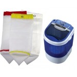 Frenchy Full Mesh Bags- Wash Machine + 3 Bag Combo Deal