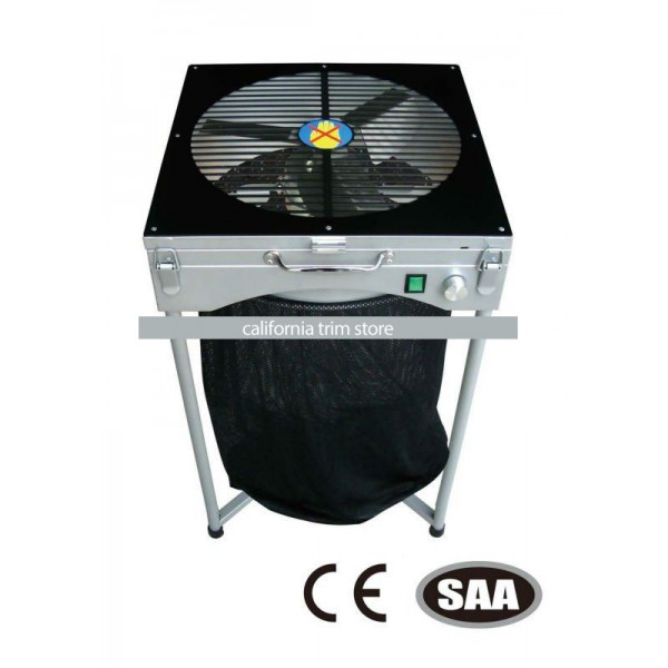 Square Triple Blade Automatic Leaf Trimmer
