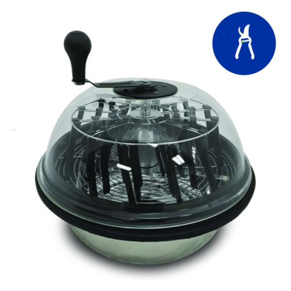 """24"""" Clear Top Bowl Trimmer"""