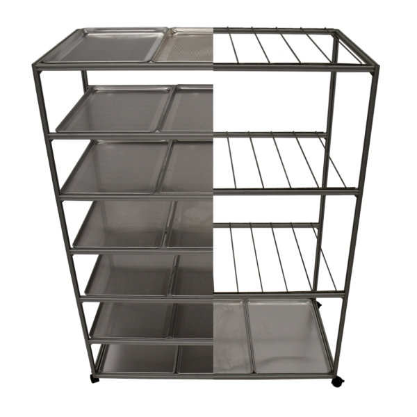 EZCure Dry Rack ( Frame Only)