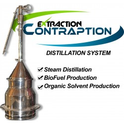 Extraction Contraption Pro System Distillation Unit